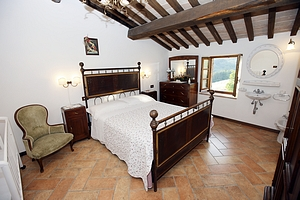 Agriturismo Casale Palazzo | Slaapkamer